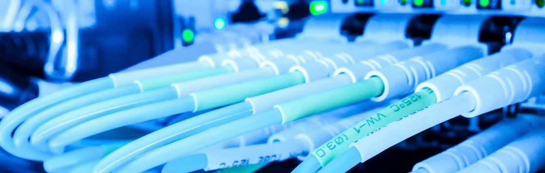 structured and fibre-optic cabling