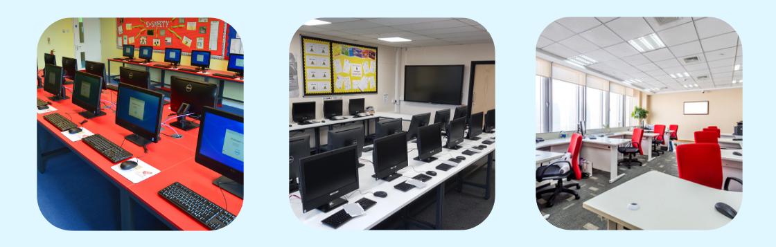 ICT Suites Office Furniture