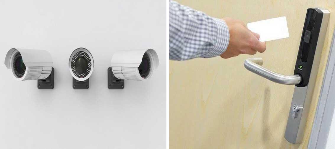 CCTV & Door Access Control