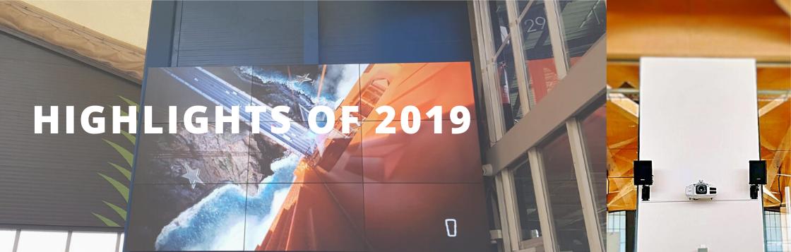 2019 AV Installation Highlights for Protech Solutions